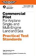 Commercial Pilot For Airplane Single & Multi Engine Land & Sea