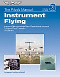 Instrument Flying Instrument Rating 5th Edition