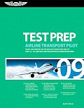 Airline Transport Pilot Test Prep Study & Prepare for the Aircraft Dispatcher & ATP Part 121 135 Airplane & Helicopter FAA Knowledge Exams