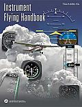 Instrument Flying Handbook: FAA-H-8083-15A Cover