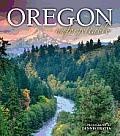Oregon Unforgettable (Mount Hood Cover)