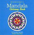 Everyones Mandala Coloring Book