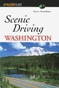 Scenic Driving Washington (Falcon Guides Scenic Driving)