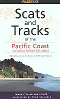 Scats and Tracks of the Pacific Coast States (Scats &amp; Tracks) Cover