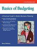 Basics Of Budgeting A Practical Guide To