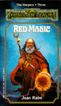 Forgotten Realms: Red Magic by Jean Rabe