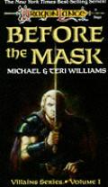 Before The Mask Dragonlance Villains 1