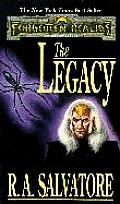 The Legacy (Forgotten Realms) Cover