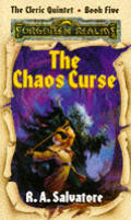 Chaos Curse by R A Salvatore