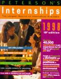 Petersons Internships 1998