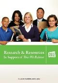 Research and Resources in Support of This We Believe (10 Edition)