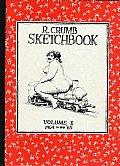 R Crumb Sketchbook Volume 1 1964 1965