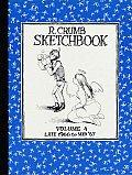 R Crumb Sketchbook Volume 4 Late 1966 To Mid