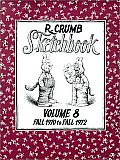 R Crumb Sketchbook Volume 8 Fall 1970 to Fall 1972