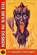 Devil In Design The Krampus Postcards