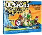 Pogo: Through the Wild Blue Wonder: The Complete Syndicated Comic Strips, Volume 1 Cover