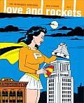 Love and Rockets: New Stories #1 Cover