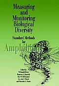 Measuring and Monitoring Biological Diversity (Biological Diversity Handbooks)
