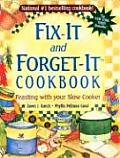Fix-It and Forget-It Cookbook: Feasting with Your Slow Cooker Cover