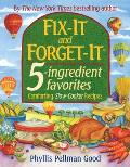 Fix It & Forget It 5 Ingredient Favorites Comforting Slow Cooker Recipes