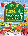 Fix It & Forget It Favoritos Con 5 Ingredientes Recetas Confortantes de Cocimiento Lento