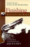 Finishing (Methods of Work)