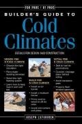 Builders Guide To Cold Climates Details For
