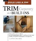 Trim Carpentry and Built-ins Cover