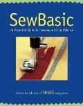 SewBasic 34 Essential Skills for Sewing with Confidence