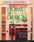 Home by Design: Transforming a House Into Your Home Cover