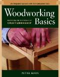 Woodworking Basics Mastering the Essentials of Craftmanship