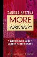 More Fabric Savvy (04 Edition)