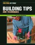 Building Tips and Techniques Cover