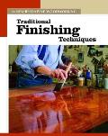 Traditional Finishing Techniques (New Best of Fine Woodworking) Cover