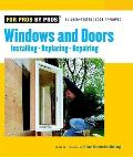 Windows & Doors For Pros By Pros
