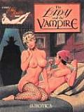 Lady & The Vampire A Saucy Vikki Belle