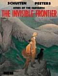 Cities of the Fantastic The Invisable Frontier Volume 2
