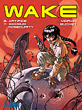 Wake #06/07: Artifice/Q.H.I. Cover