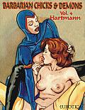 Barbarian Chicks & Demons #04: Barbarian Chicks & Demons