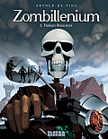 Zombillenium, Volume 2: Human Resources
