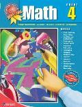 Master Skills Math Grade Four