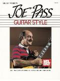 Mel Bay Presents Joe Pass Guitar Style