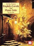 Mel Bay Presents English Carols for Piano Solo