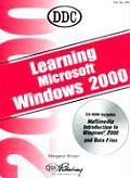 Learning Microsoft Windows 2000