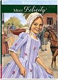 Meet Felicity: An American Girl (American Girls Collection) Cover