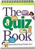 American Girls Quiz Book Clues To You & Your Friend