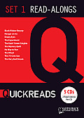 Q Reads 1 Read-Along Set
