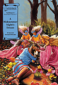 A Midsummer Night's Dream Ra (Illus. Classics) (Illustrated Classics) Cover