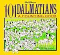 101 Dalmatians A Counting Book
