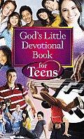 Gods Little Devo Book/Teens